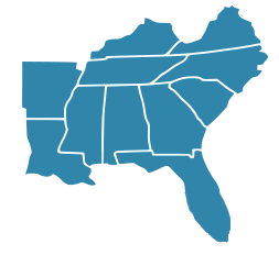 southeast_us_blue