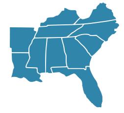 southeast_us_blue